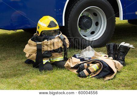 Fireman's Clothes