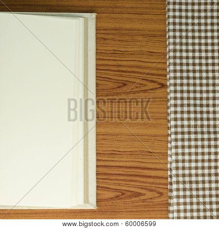 Notebook With Kichen Towel
