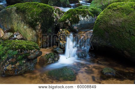 Tiny Waterfall