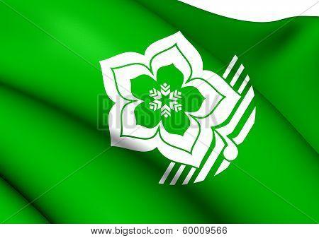 Flag Of Harbin