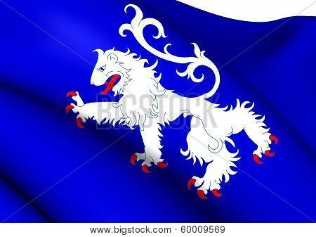 Flag Of Halland