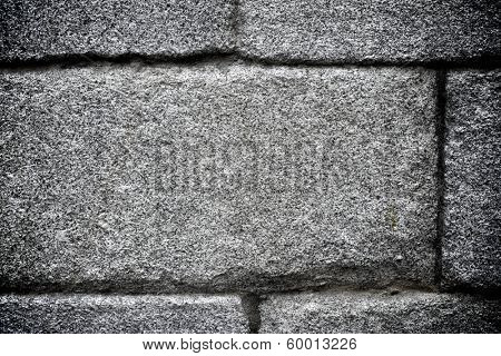 Granite gray background in high resolution