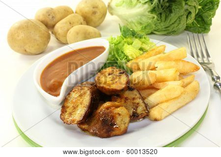Curry Sausage