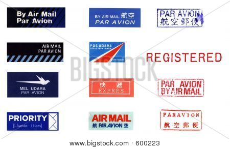Mailing Ephemera II