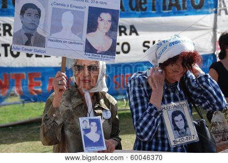 The Mothers of the Plaza de Mayo