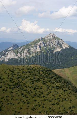 Kleine Fatra Gebirge