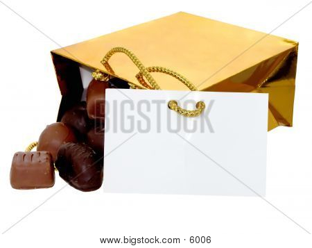 Add Text (Gift Card & Chocolates)