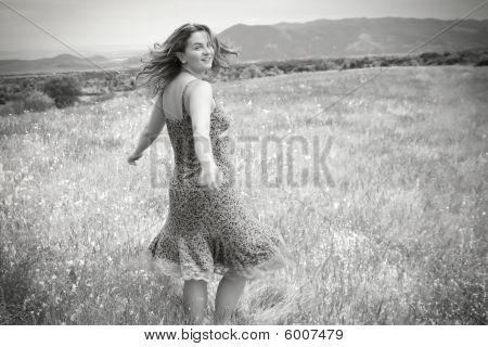 Happy In Nature