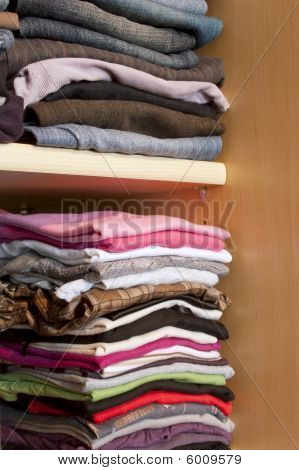 Personal Or Commercial Wardrobe