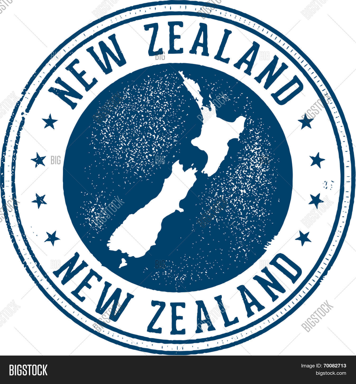 New Zealand Country Vector & Photo (Free Trial)
