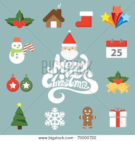 Christmas Symbol Icon