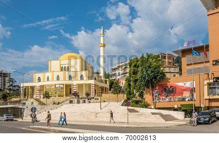 Main Mosque In Durres