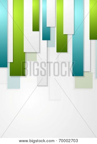 Abstract corporate stripes background. Vector illustration design