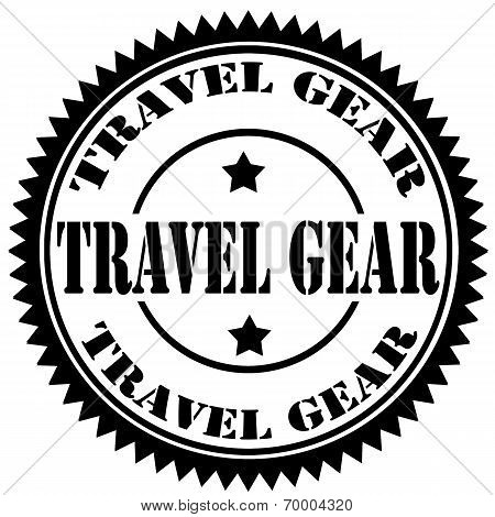 Travel Gear-stamp