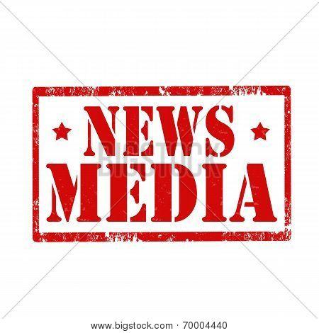 News Media-stamp
