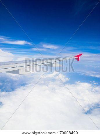 Skies above and below Ocean of Clouds