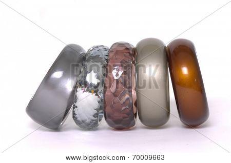 Set of beauty bracelet