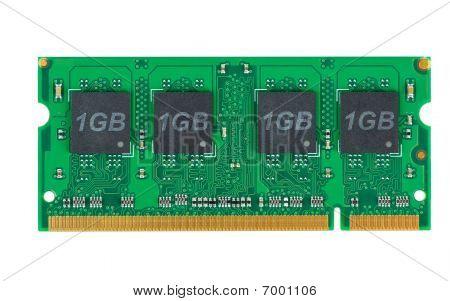 Laptop Memory Module (so-dimm)