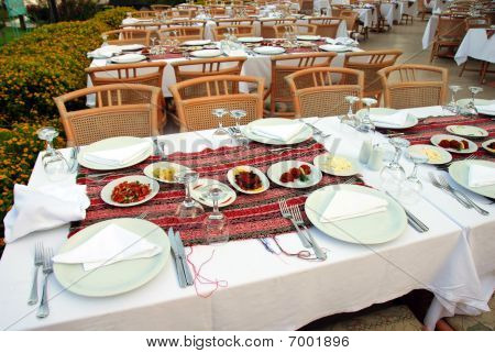 Table For Dinner