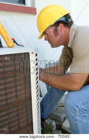 Air Conditioning Repairman 1