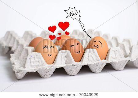 Story of love s eggs