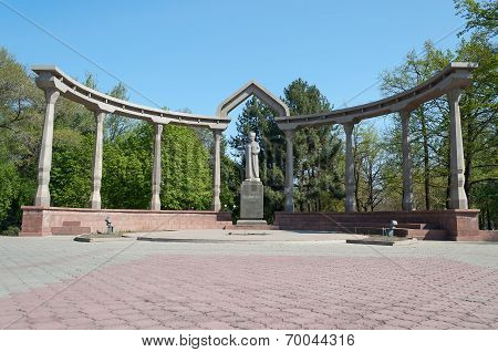 Kurmanjan Datka Monument