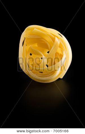 Raw Dry Nest Pasta