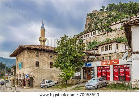 In The Streets Of Berat