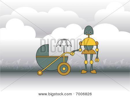 Mother Robot