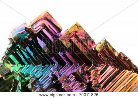 Bismuth (rainbow Metal Quartz)