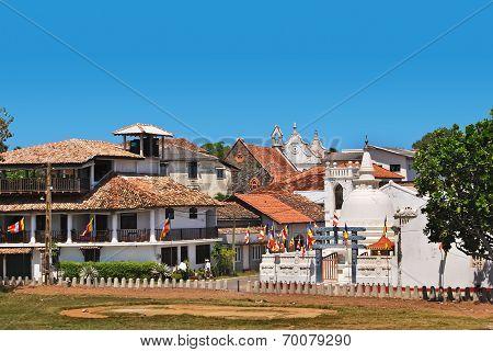 Fortress Galle, Sri Lanka,