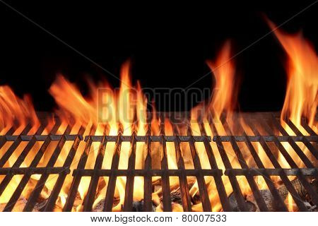 Barbecue Fire Grill
