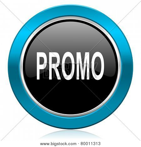 promo glossy icon