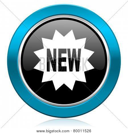 new glossy icon