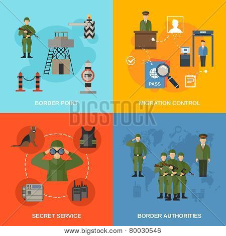 Border Guard Flat