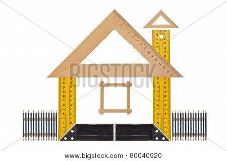 Measuring The Angle And Length