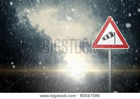 Bad Weather - Caution