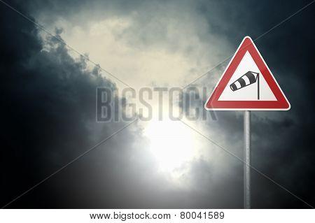 Risk of Storm - Caution