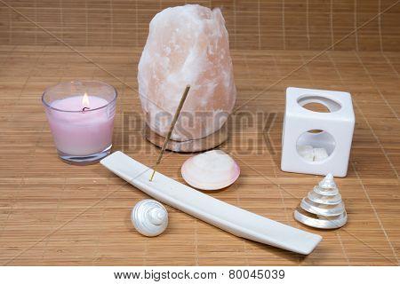 Himalayan Salt Lamp, A Zen Atmosphere
