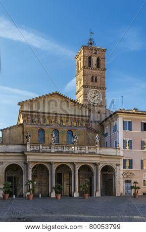 Santa Maria In Trastevere, Rome