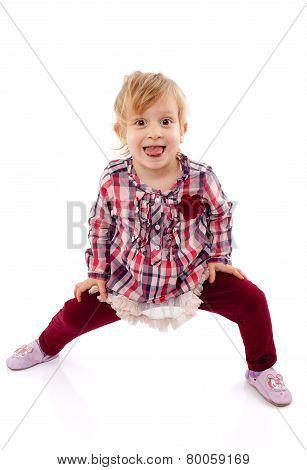 Playful Girl