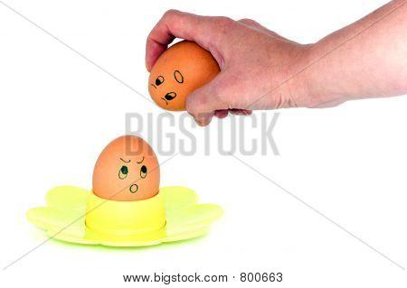 Challenge of Eggs