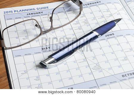 Planner Book