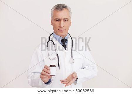 Presenting Brand New Medicines.