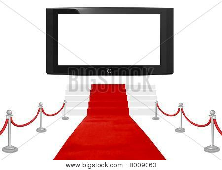 Bigscreen Red Carpet
