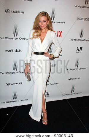 LOS ANGELES - JAN 11:  Bar Paly at the The Weinstein Company / Netflix Golden Globes After Party at a Beverly Hilton Adjacent on January 11, 2015 in Beverly Hills, CA