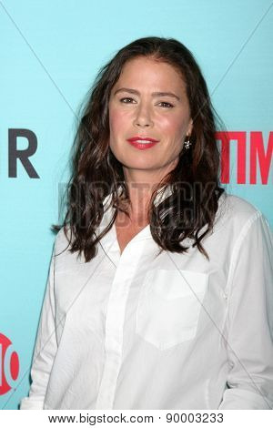 """LOS ANGELES - MAY 5:  Maura Tierney at the Showtime's """"The Affair"""" Screening Event And Panel Discussion at the Samuel Goldwyn Theater on May 5, 2015 in Beverly Hills, CA"""