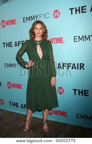 """LOS ANGELES - MAY 5:  Ruth Wilson at the Showtime's """"The Affair"""" Screening Event And Panel Discussion at the Samuel Goldwyn Theater on May 5, 2015 in Beverly Hills, CA"""