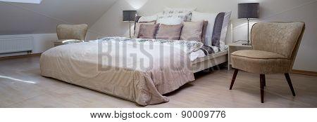 Beauty And Luxury Room