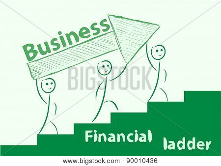 Financial ladder